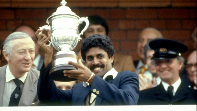 India lifted the World Cup 1983 trophy by defending 183 runs | GETTY