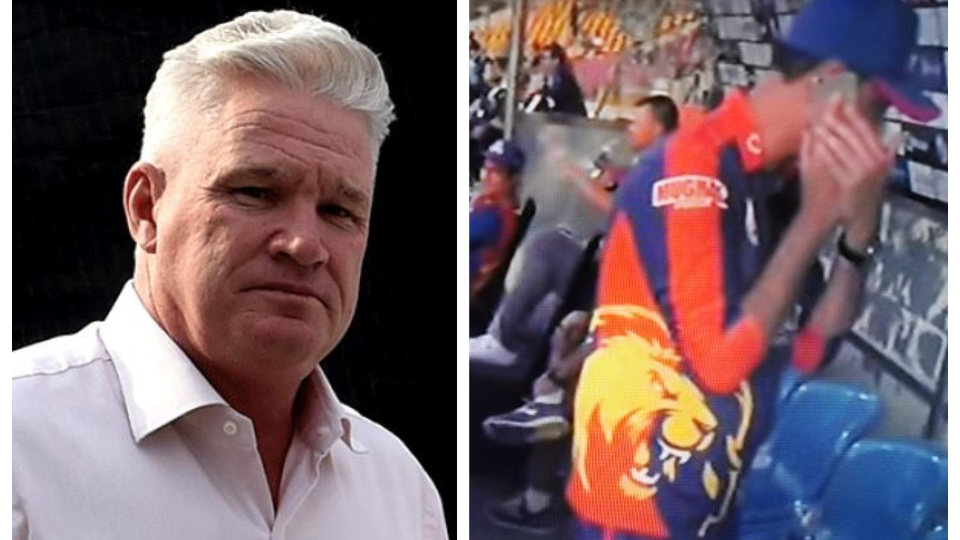 PSL 2020: Head coach Dean Jones clarifies why phone was being used in Karachi Kings dugout