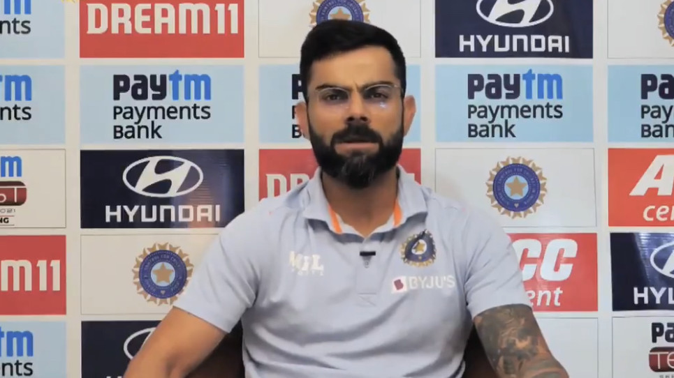 "IND v ENG 2021: ""Always too much noise and conversation about spinning tracks"", says Virat Kohli"