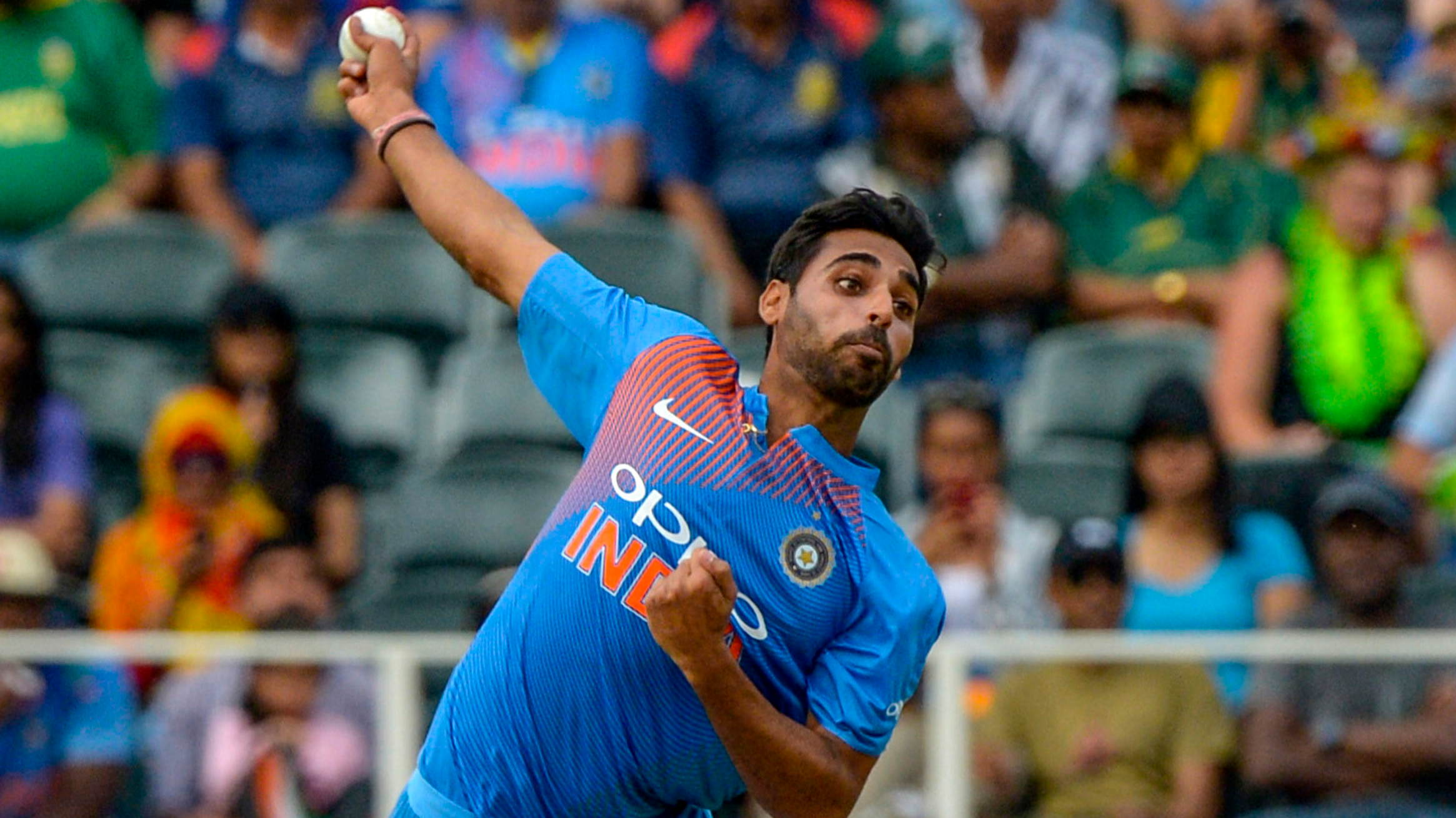 ENG v IND 2018: Bhuvneshwar Kumar doubtful for opening ODI against England