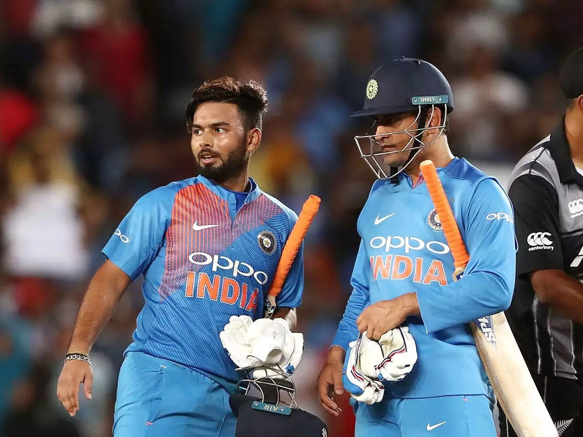 Rishabh Pant has been constantly compared with MS Dhoni | Getty