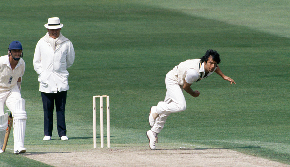 Apart from an inspirational captain, Imran Khan was an excellent cricketer too   Getty