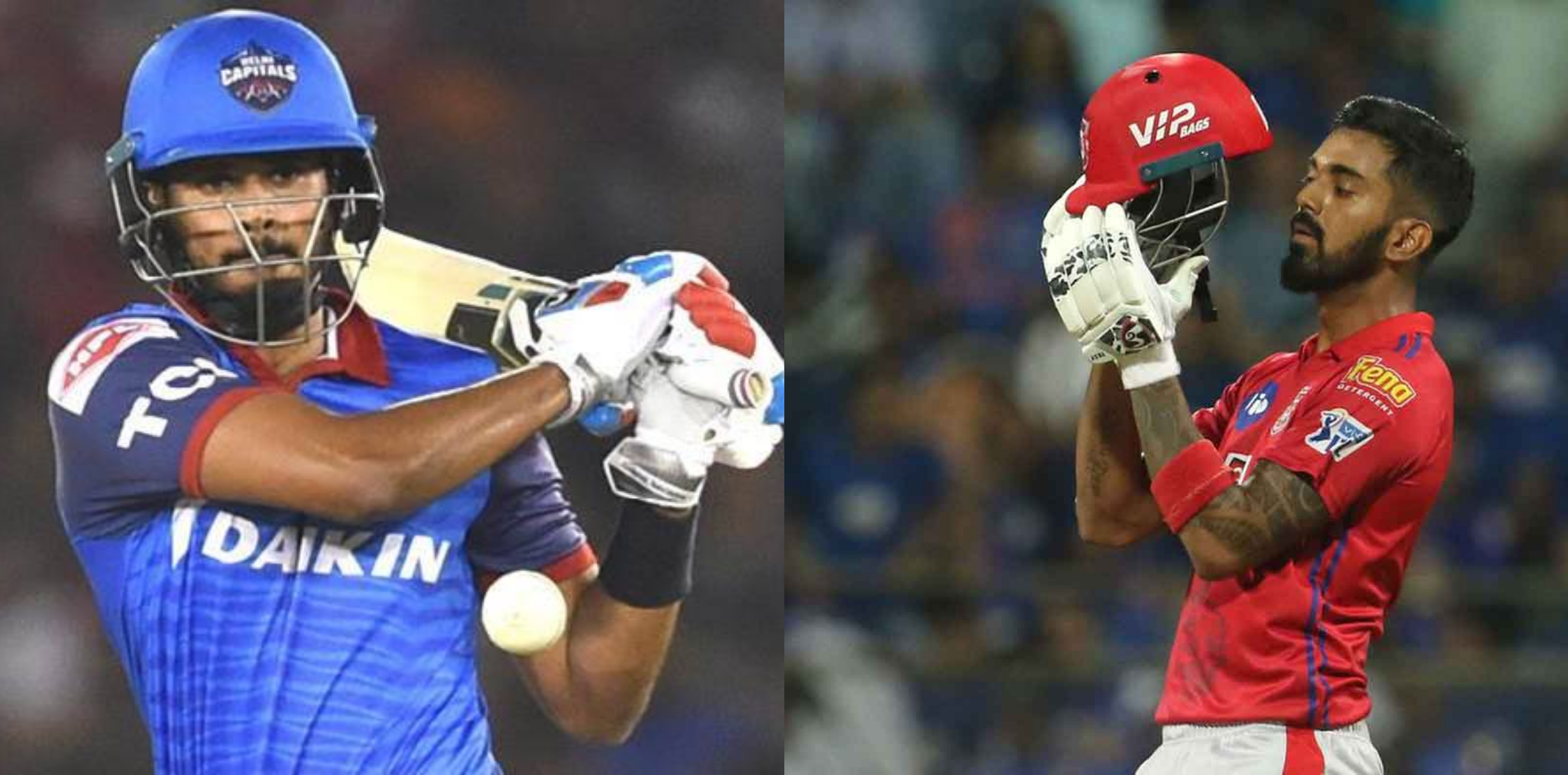 Delhi Capitals and Kings XI Punjab haven't won the IPL even once