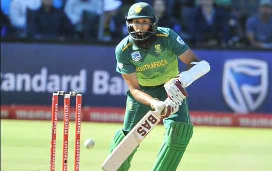 Amla was called selfish for his knock of 108*