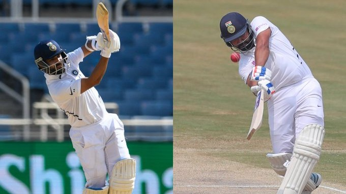 IND v SA 2019 : Third Test, Day 2 - Statistical Highlights