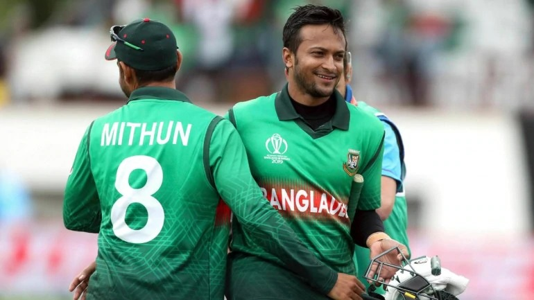 Shakib Al Hasan and Mohammad Mithun have been rested | Getty Images