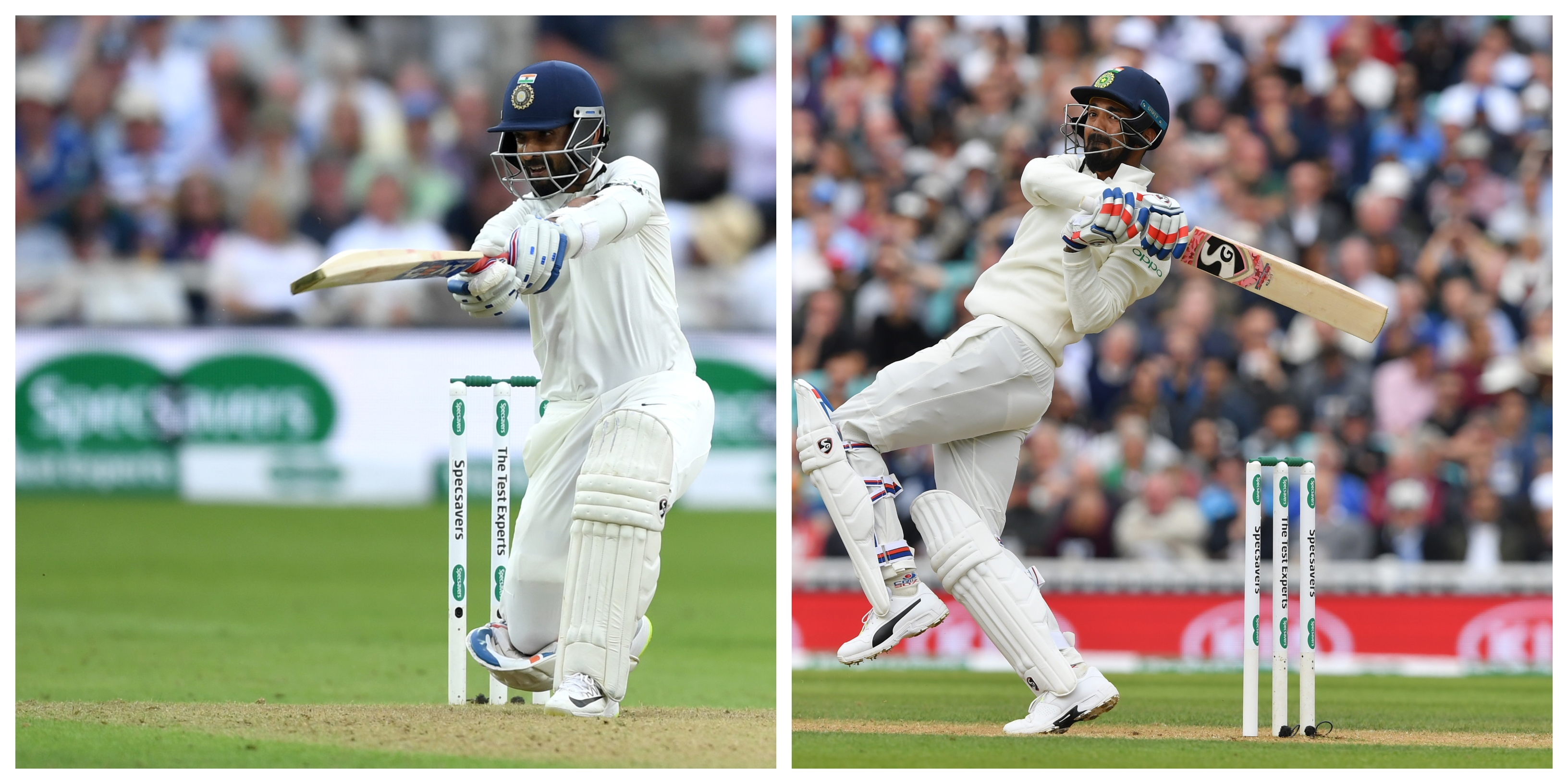 India needs to give all the confidence and backing to Ajinkya Rahane and KL Rahul. | Getty