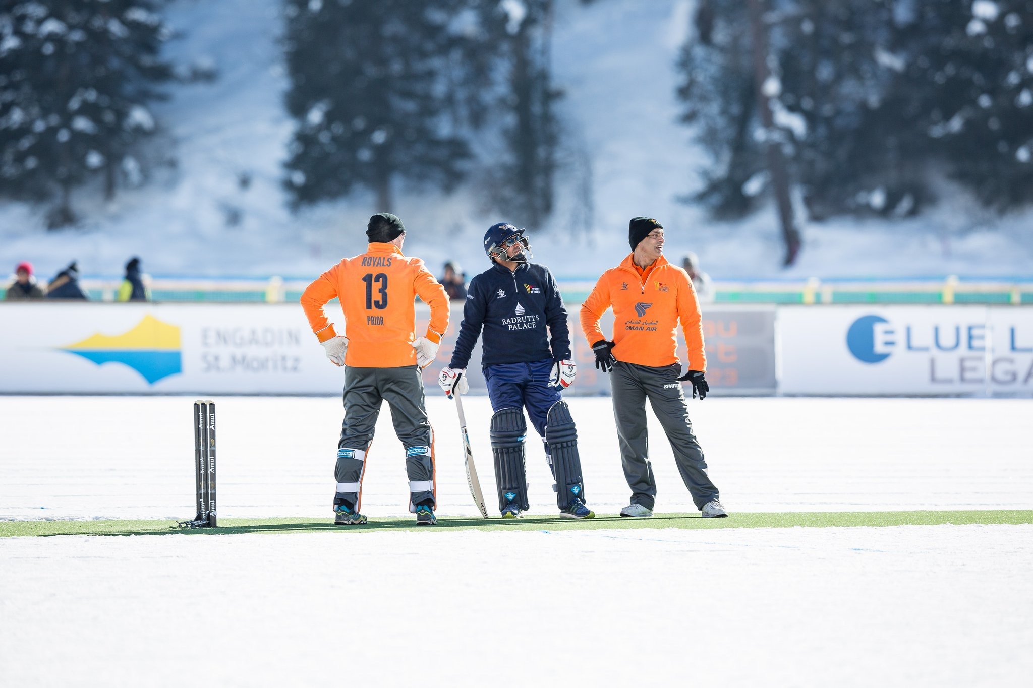 Ice Cricket: Shahid Afridi's Royals beat Virender Sehwag's Diamonds by six wickets