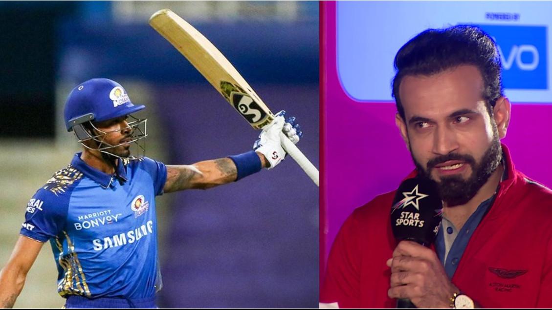 IPL 2021: Hardik Pandya not scoring runs will hurt MI badly, opines Irfan Pathan