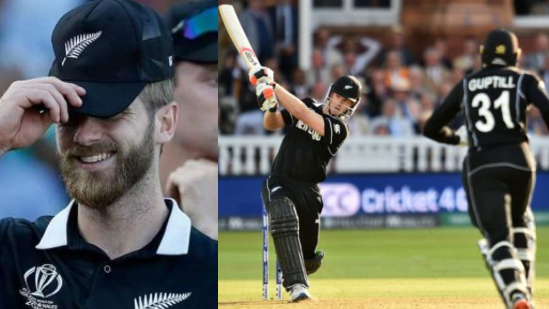 Kane Williamson reveals why Guptill and Neesham were sent to bat in World cup final super over