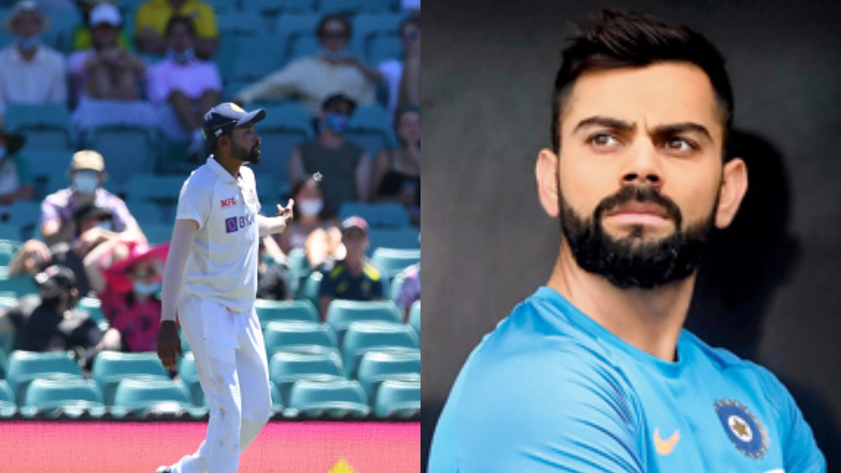 "AUS v IND 2020-21: ""Sad to see racial abuse happening; strict action needed against offenders,"" says Virat Kohli"