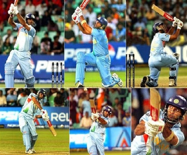 Yuvraj had smashed Stuart Broad for six sixes in an over during the 2007 T20 World Cup