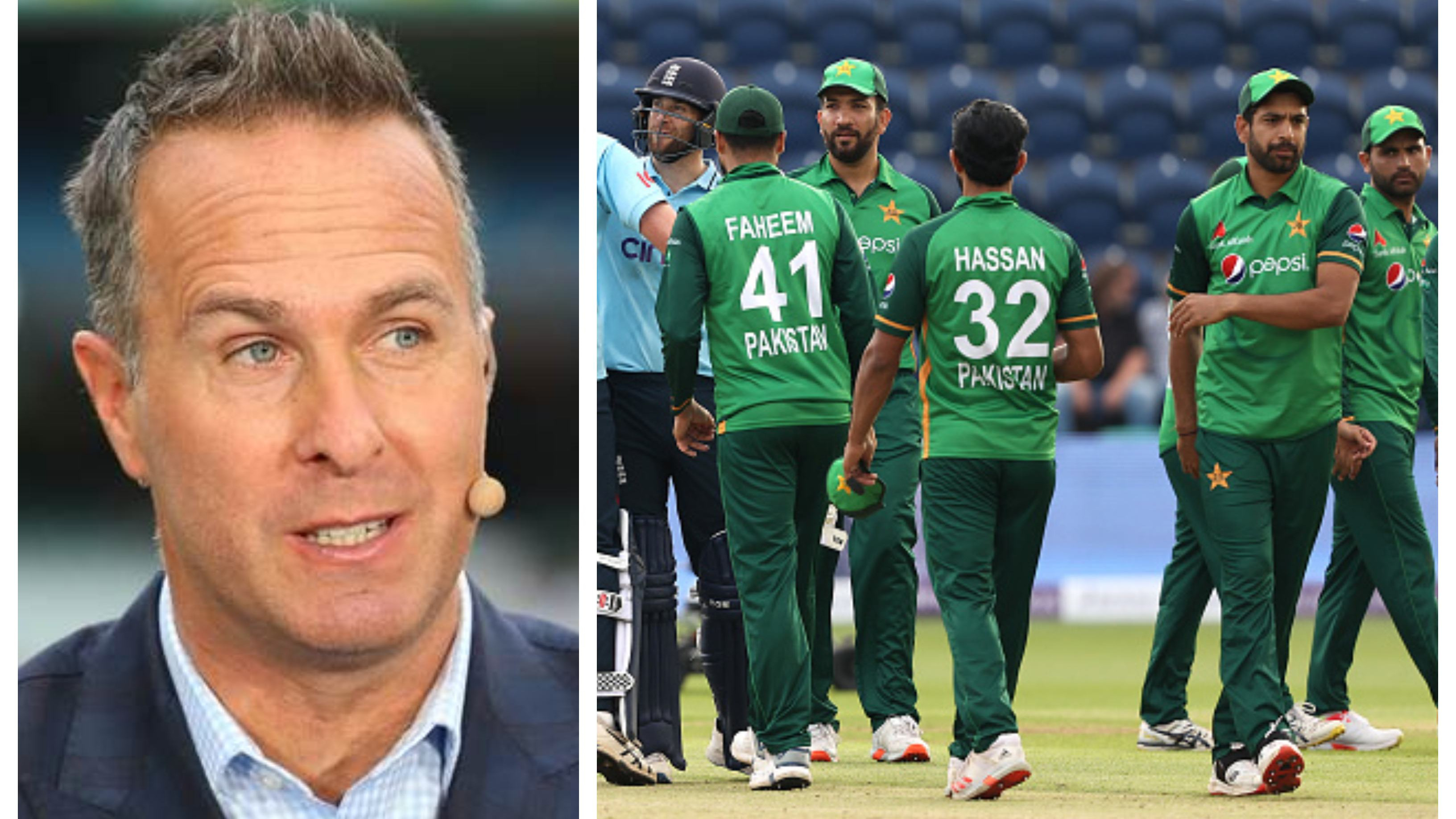 ENG v PAK 2021: 'They were pathetic', Michael Vaughan slams Pakistan's outing in first ODI