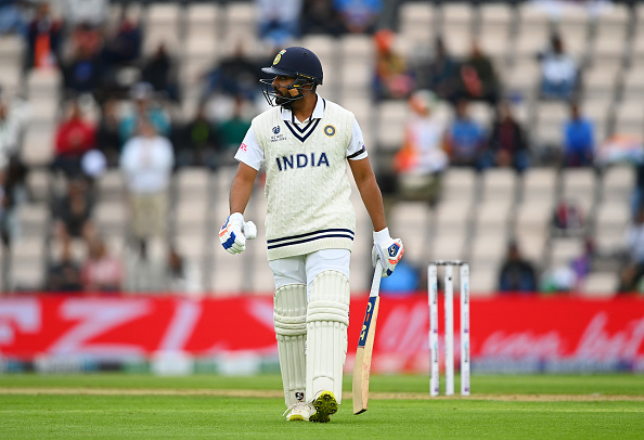Rohit Sharma is yet to register a century as opener in Test cricket outside India   Getty