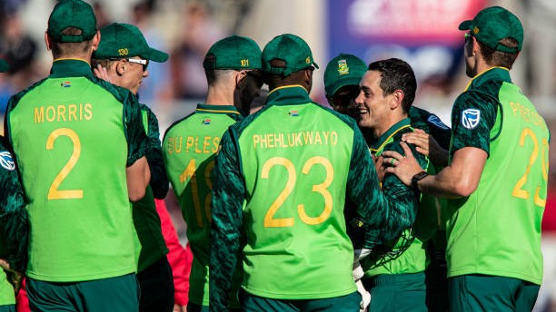 CWC 2019 : Statistical Highlight - South Africa