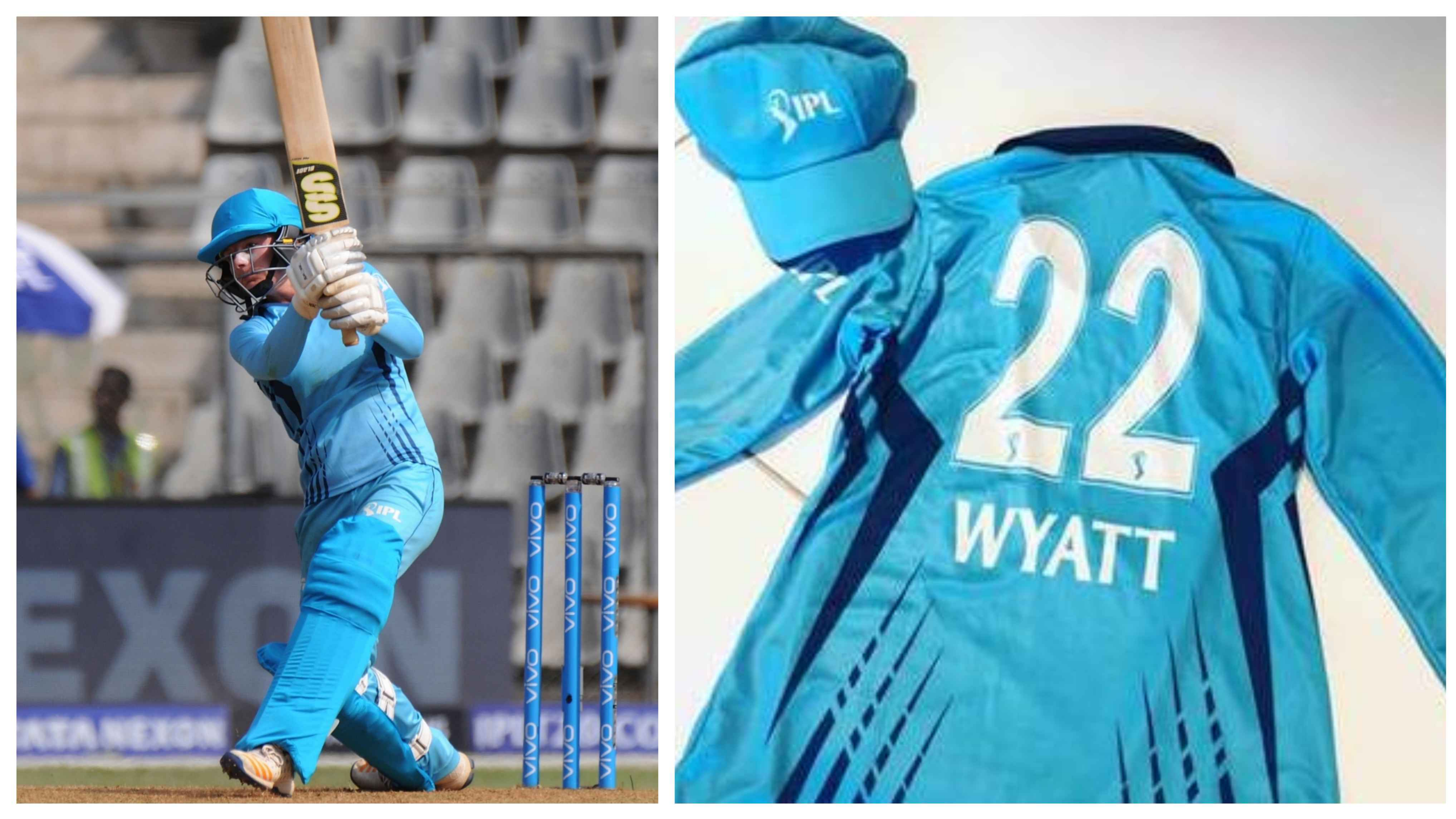 Danielle Wyatt reveals why she donned jersey No. 22 for IPL 2018 Women's T20 Challenge