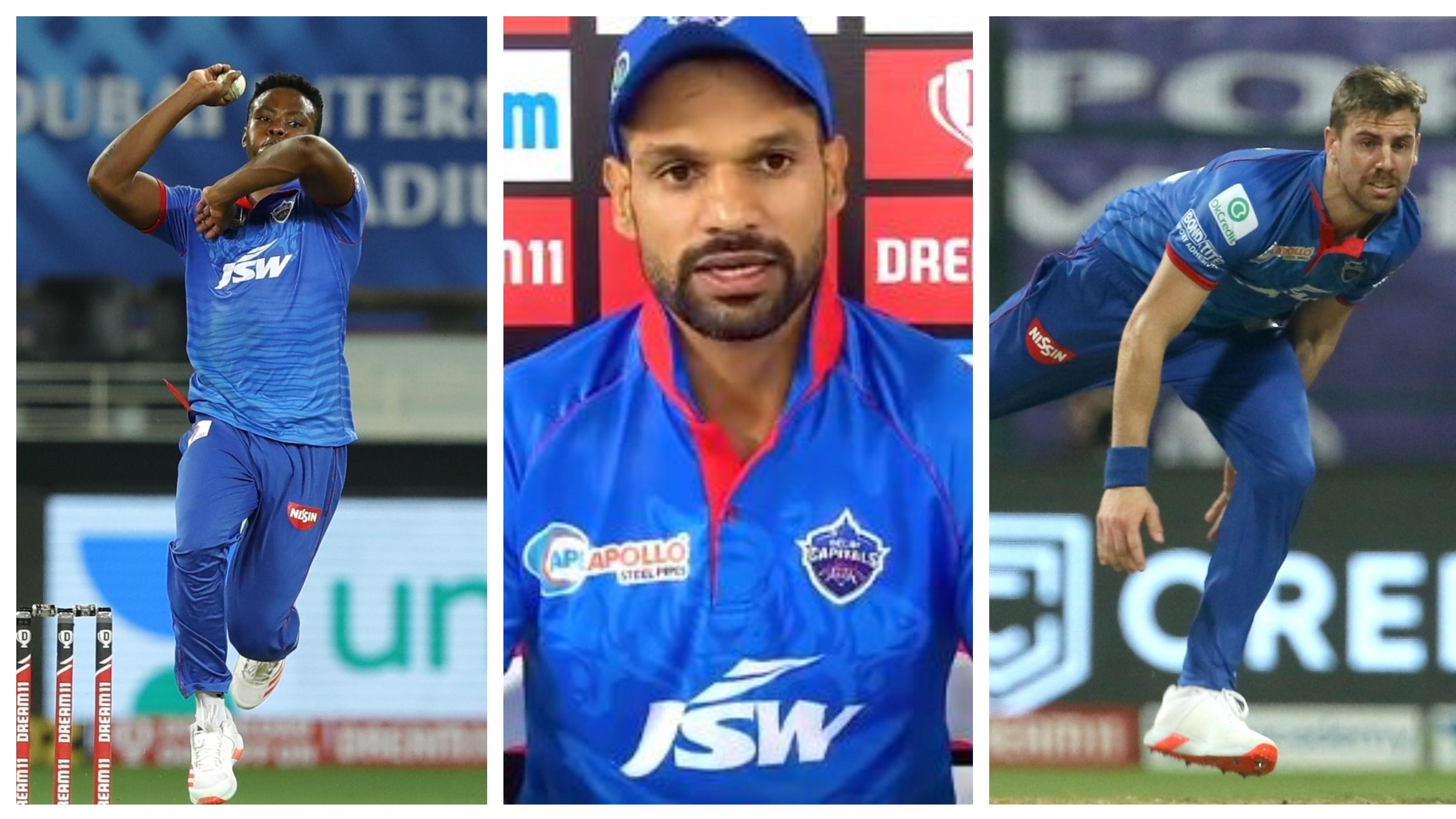 IPL 2020: Shikhar Dhawan hails