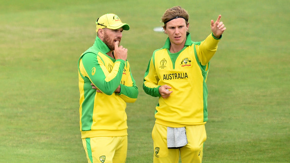 NZ v AUS 2021: Adam Zampa credits captain Aaron Finch for his success in white-ball cricket