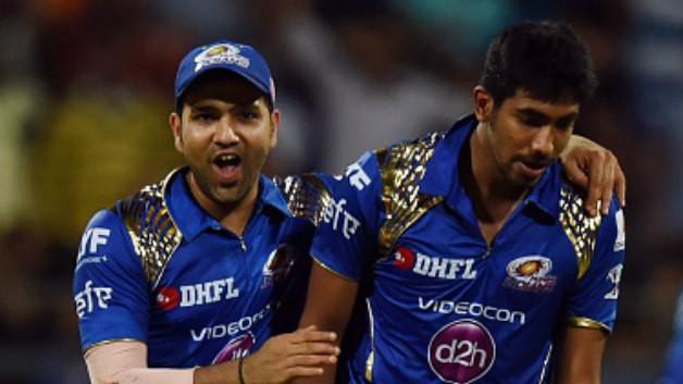 Jasprit Bumrah is watching web-series in lockdown, while Rohit Sharma is missing IPL