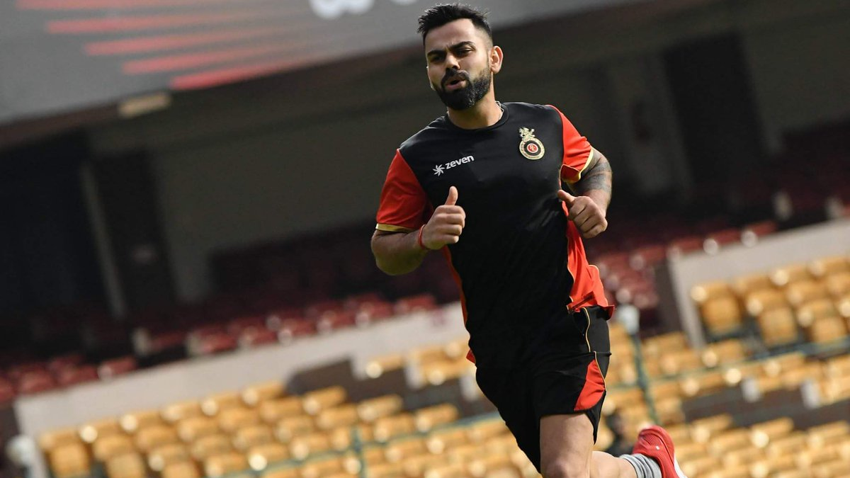 IPL 2018: RCB Physio Evan Speechly highly impressed with Virat Kohli's fitness level