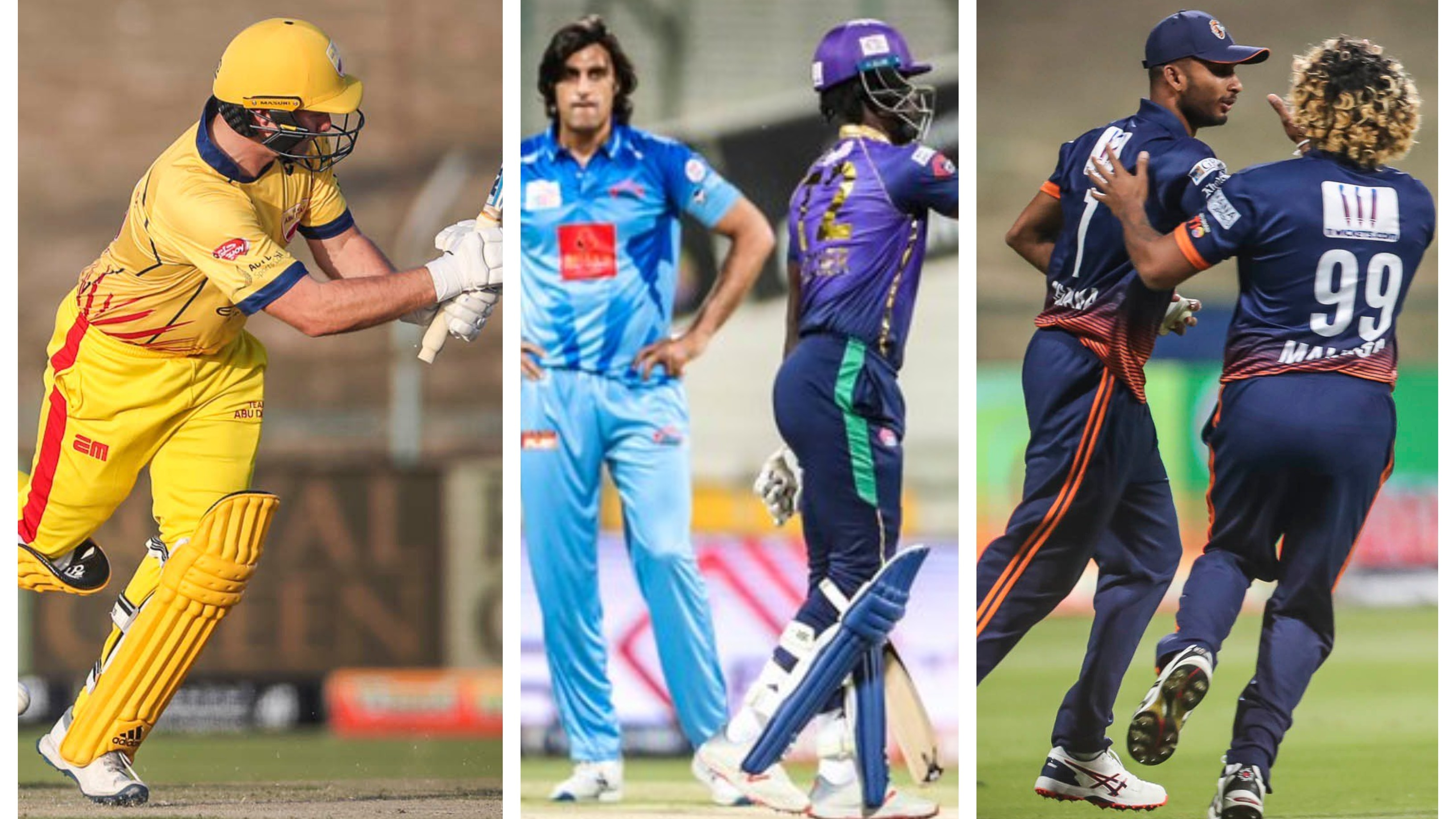 T10 League 2019: Abu Dhabi beat Warriors by 6 wickets; Tigers defeat Tuskers by 5 wickets; Arabians thrash Qalandars by 47 runs