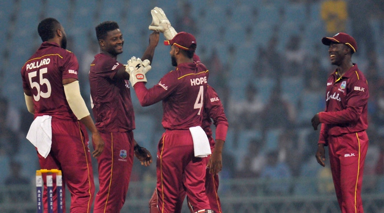 West Indies will be touring India in December