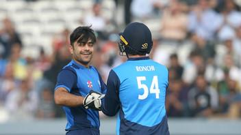 राशिद खान लॉर्ड्स में विश्व XI के लिए खेल कर खुद को सम्मानित महसूस कर रहे हैं