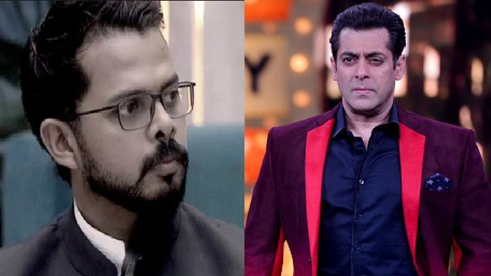 Twitter backs S Sreesanth after Salman Khan lashed out at him in Bigg Boss