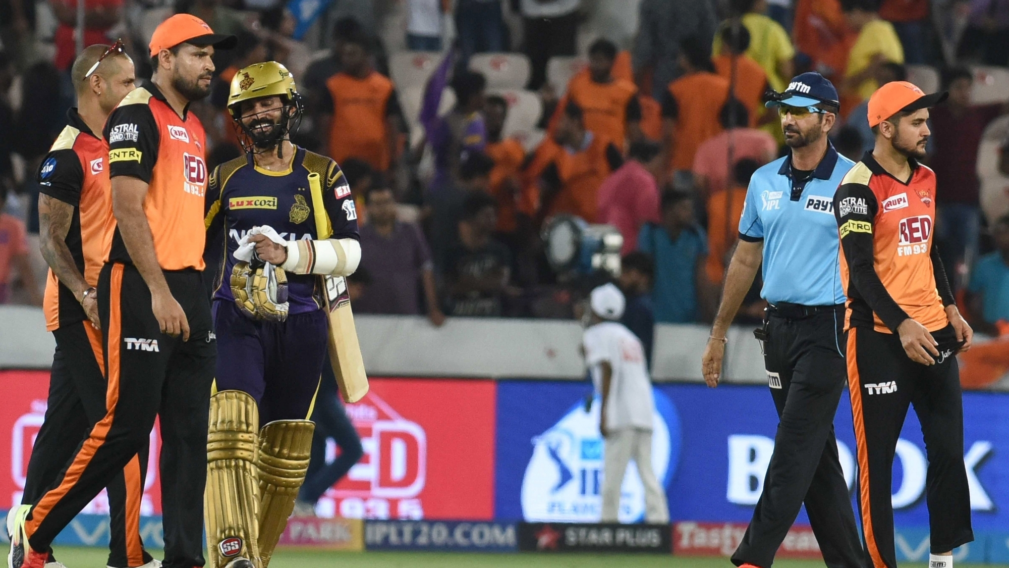 IPL 2018 : Match 54, SRH vs KKR - Statistical Highlights