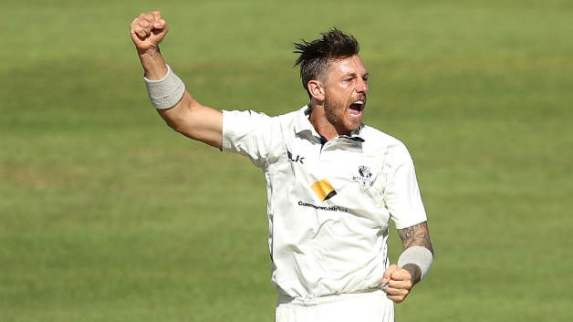 James Pattinson to play for Brisbane Heat for next  two BBL seasons