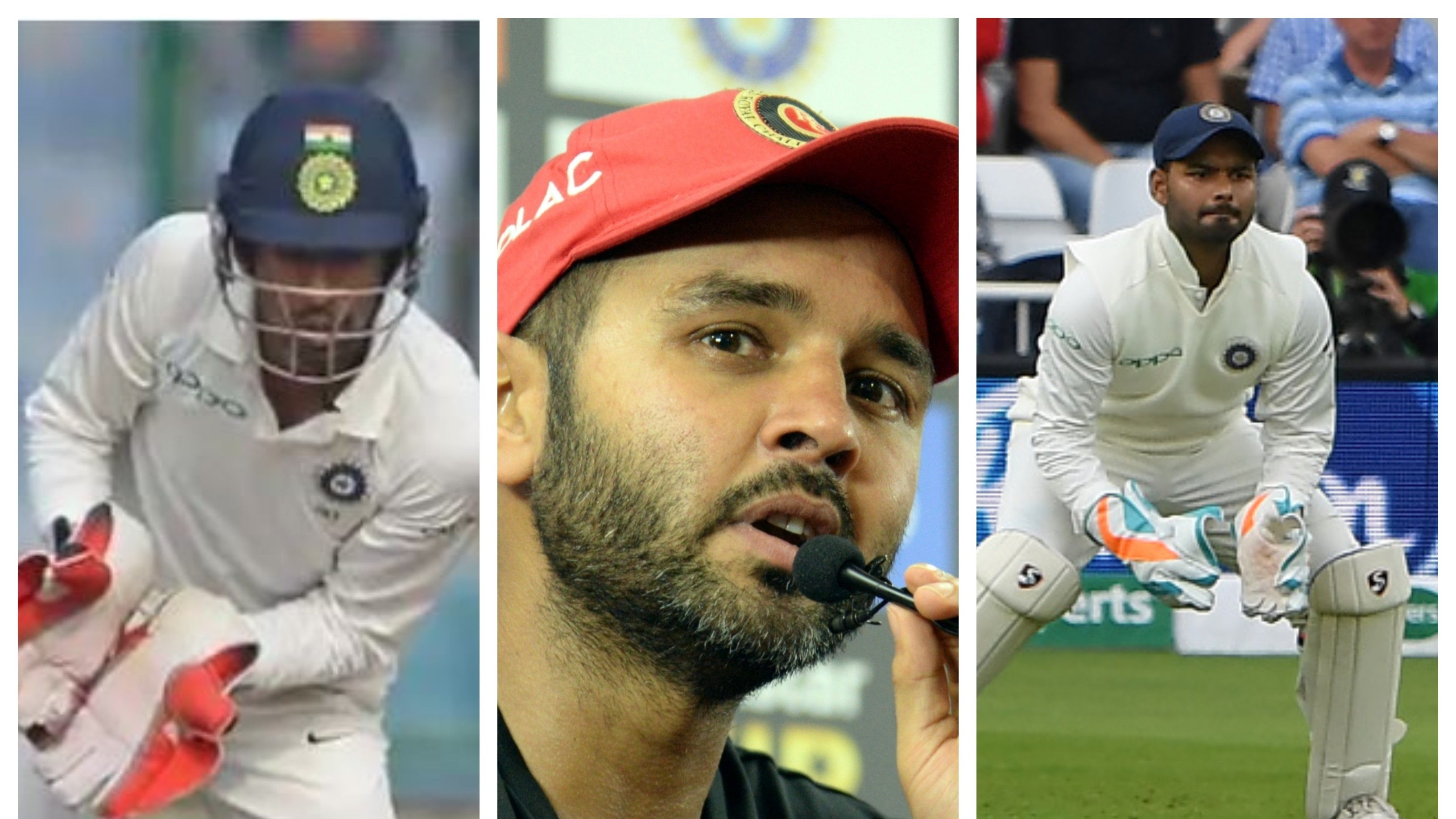 AUS v IND 2020-21: Parthiv Patel names his first-choice Indian Test wicketkeeper