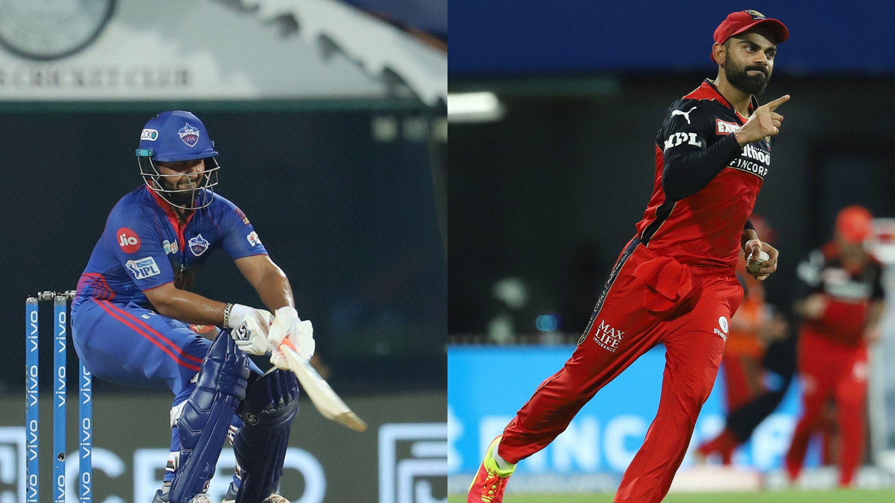 IPL 2021: Match 22, DC v RCB - COC Predicted Playing XIs