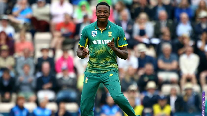Kagiso Rabada (Getty)