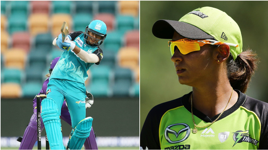 Harmanpreet Kaur and Smriti Mandhana to play in fourth edition of Women's Big Bash League