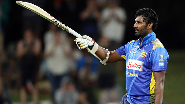 NZ v SL 2018-19: Thisara Perera talks about his approach while batting with the tailenders
