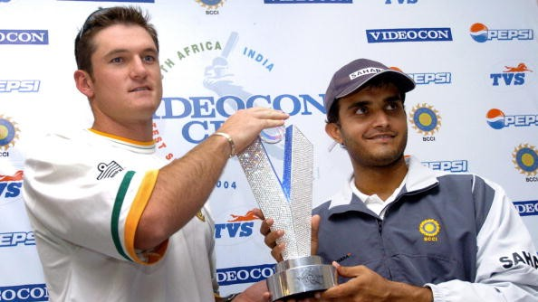 CSA distances itself from Graeme Smith's stance on Sourav Ganguly for ICC chief post