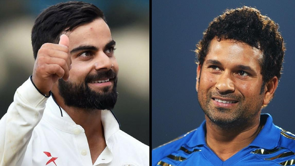 WATCH – Sachin Tendulkar calls Virat Kohli expressive and exuberant; praises his leadership