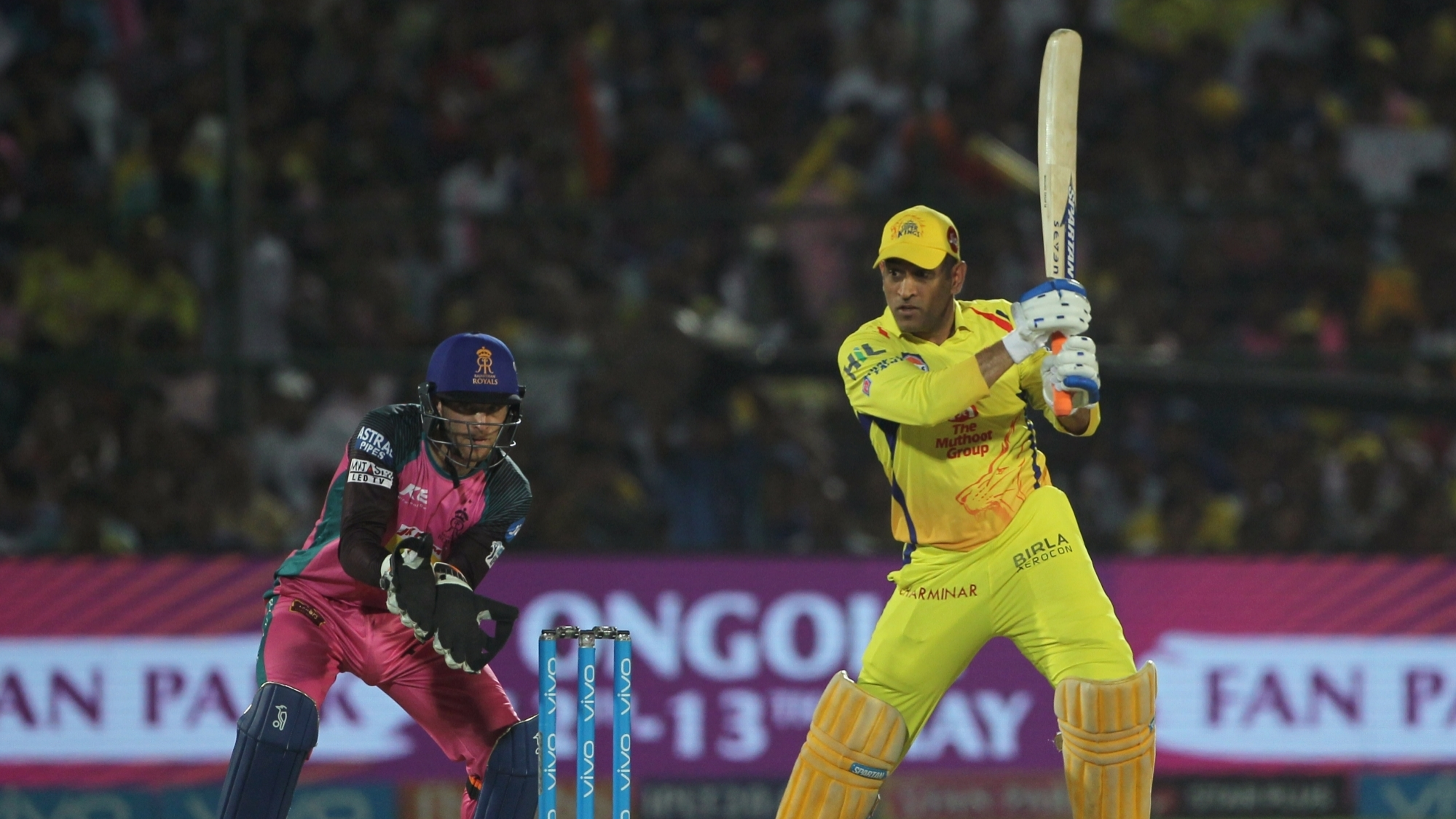 IPL 2018: Stephen Fleming speaks about MS Dhoni's rich batting form this season