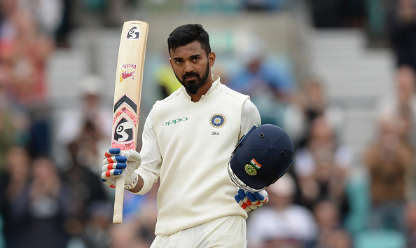 KL Rahul redeemed himself a bit with a fighting 149 in the dead rubber Test at Oval   Getty