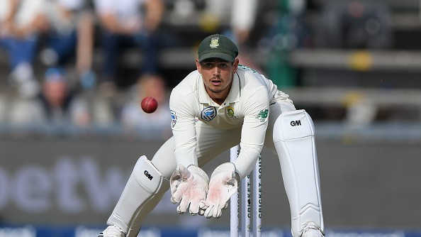 SA v SL 2020-21: Quinton de Kock says captaining South Africa in Tests