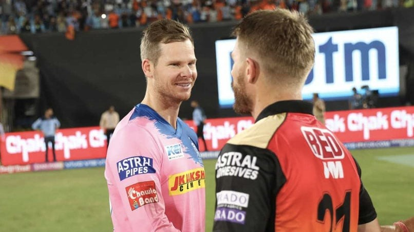 IPL 2020: Match 26, SRH v RR - Statistical Preview of the Match