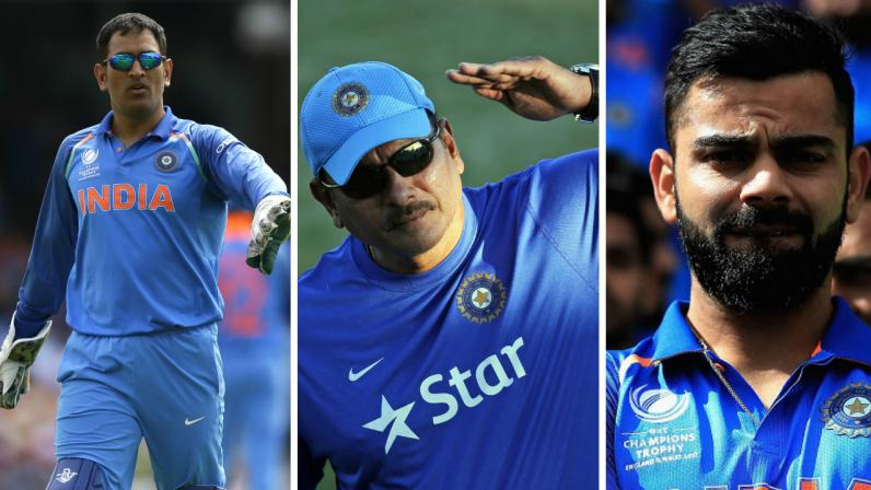 Ravi Shastri praises Virat Kohli and MS Dhoni; also reveals his love for Sri Lanka