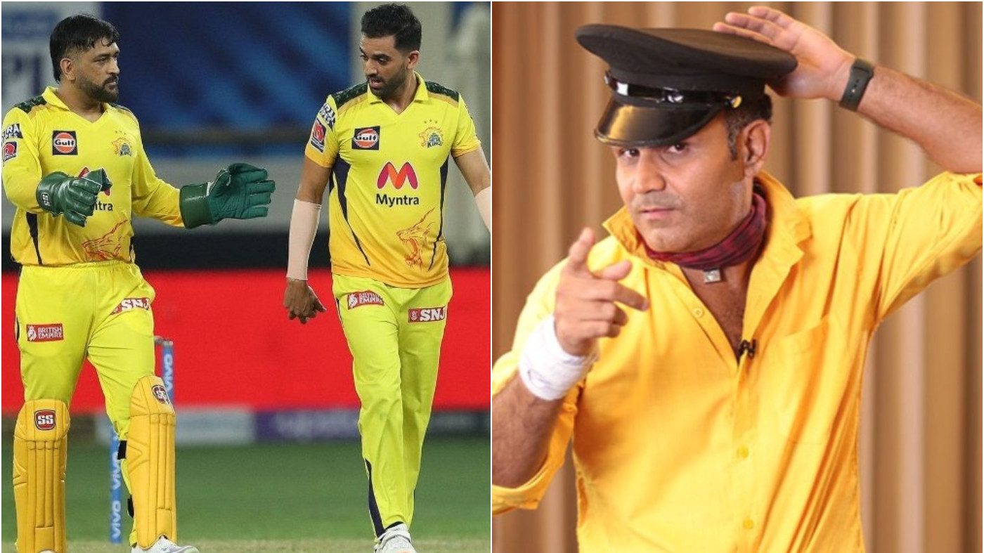 IPL 2021: Virender Sehwag praises MS Dhoni's smart captaincy against Mumbai Indians