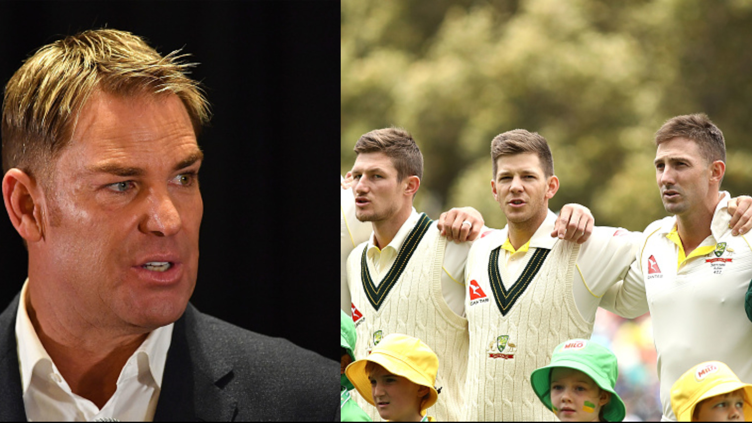 Shane Warne feels Australia need 'kick up backside' to return to form