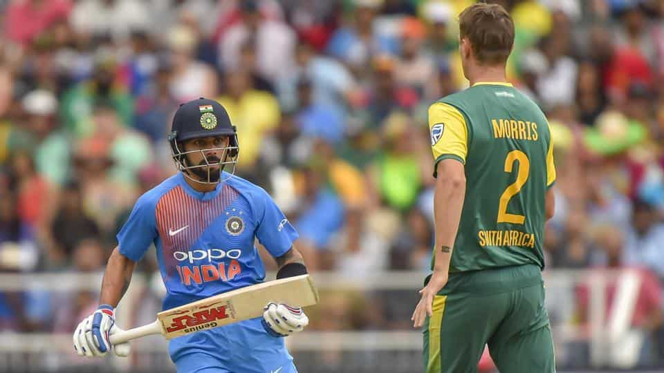 Virat Kohli has seldom played T20I cricket in recent times for India, barring appearances against England and South Africa | Getty