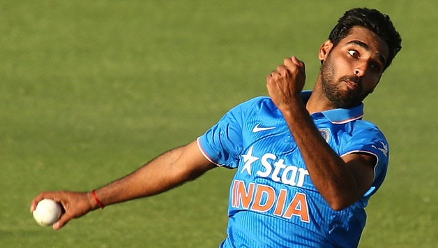 Bhuvneshwar Kumar is the 5th slowest Indian to reach 100 ODI wickets | Getty