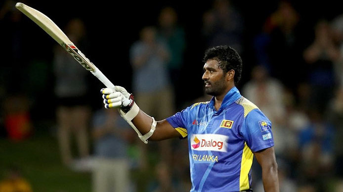 NZ v SL 2018-19: Stats - Thisara Perera hits 140 runs off 74 balls