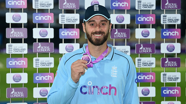 ENG v PAK 2021: I didn't expect to play for England again, says James Vince after maiden ODI century