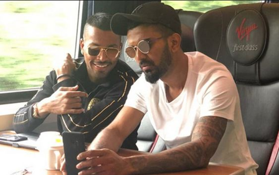 The duo of Hardik Pandya and KL Rahul have been suspended pending an inquiry