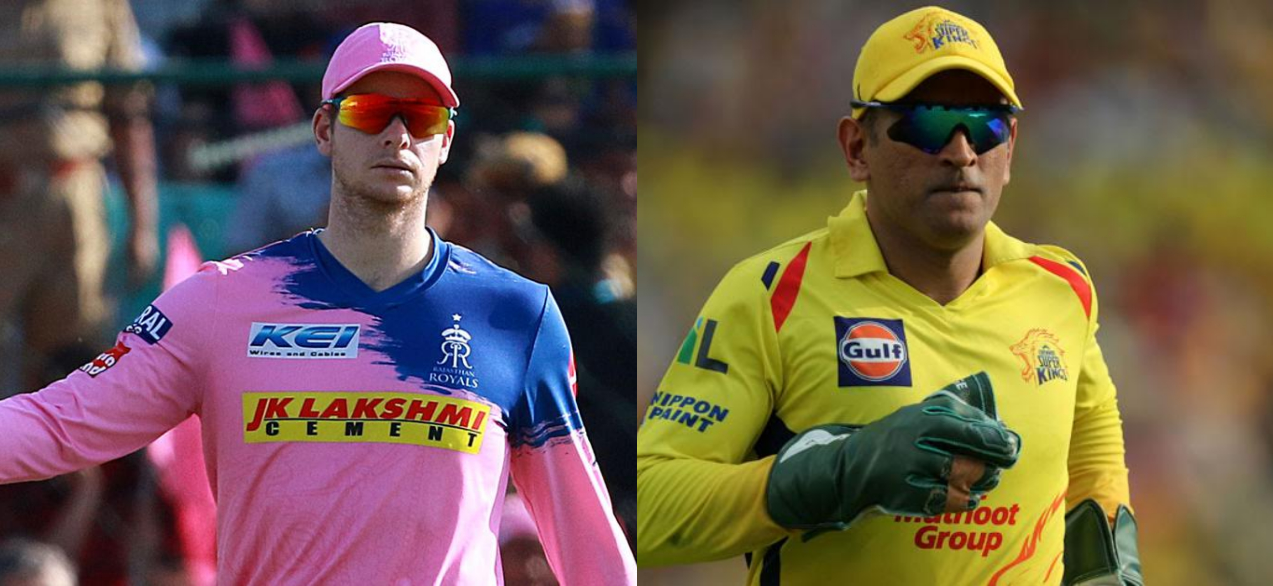 RR and CSK will play the first match at Sharjah
